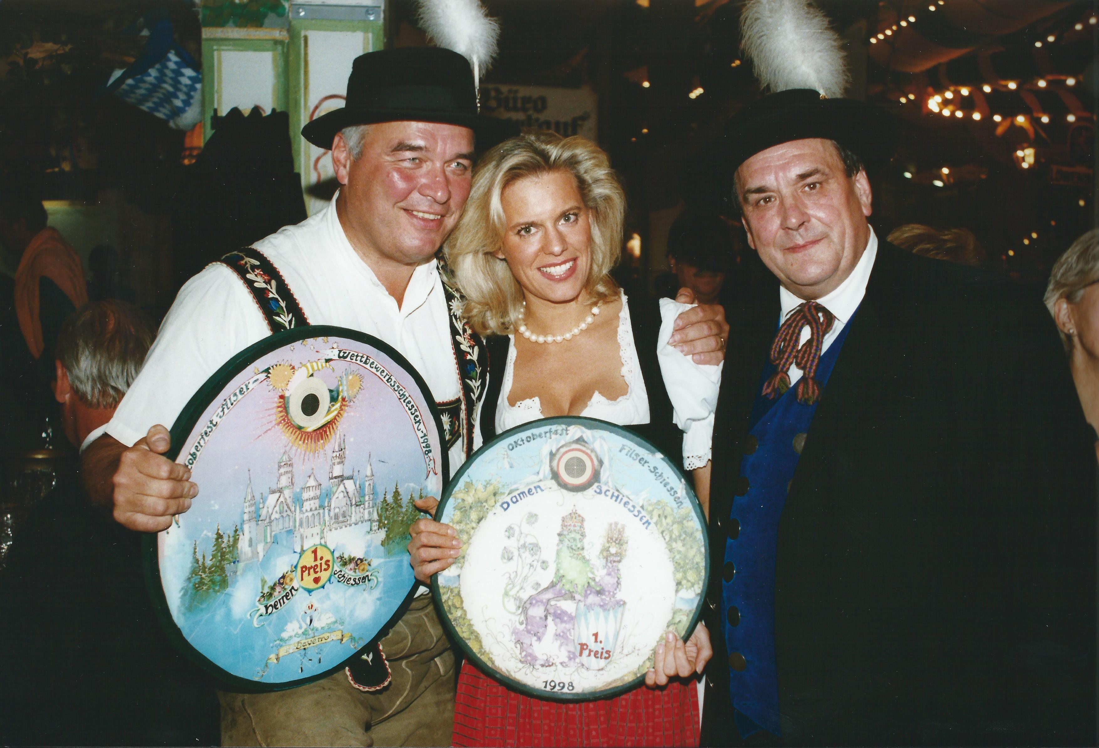 Filser-Schützenfest 1983-2012