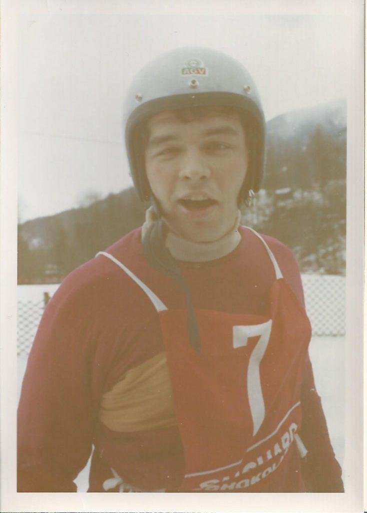 1971: Skeleton-Hero Veit Rattenhuber