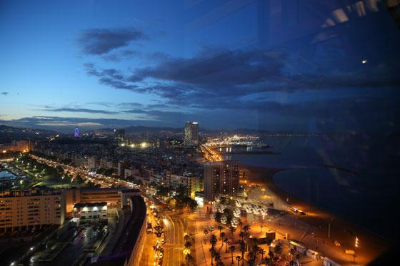 2014: Saludos a Barcelona