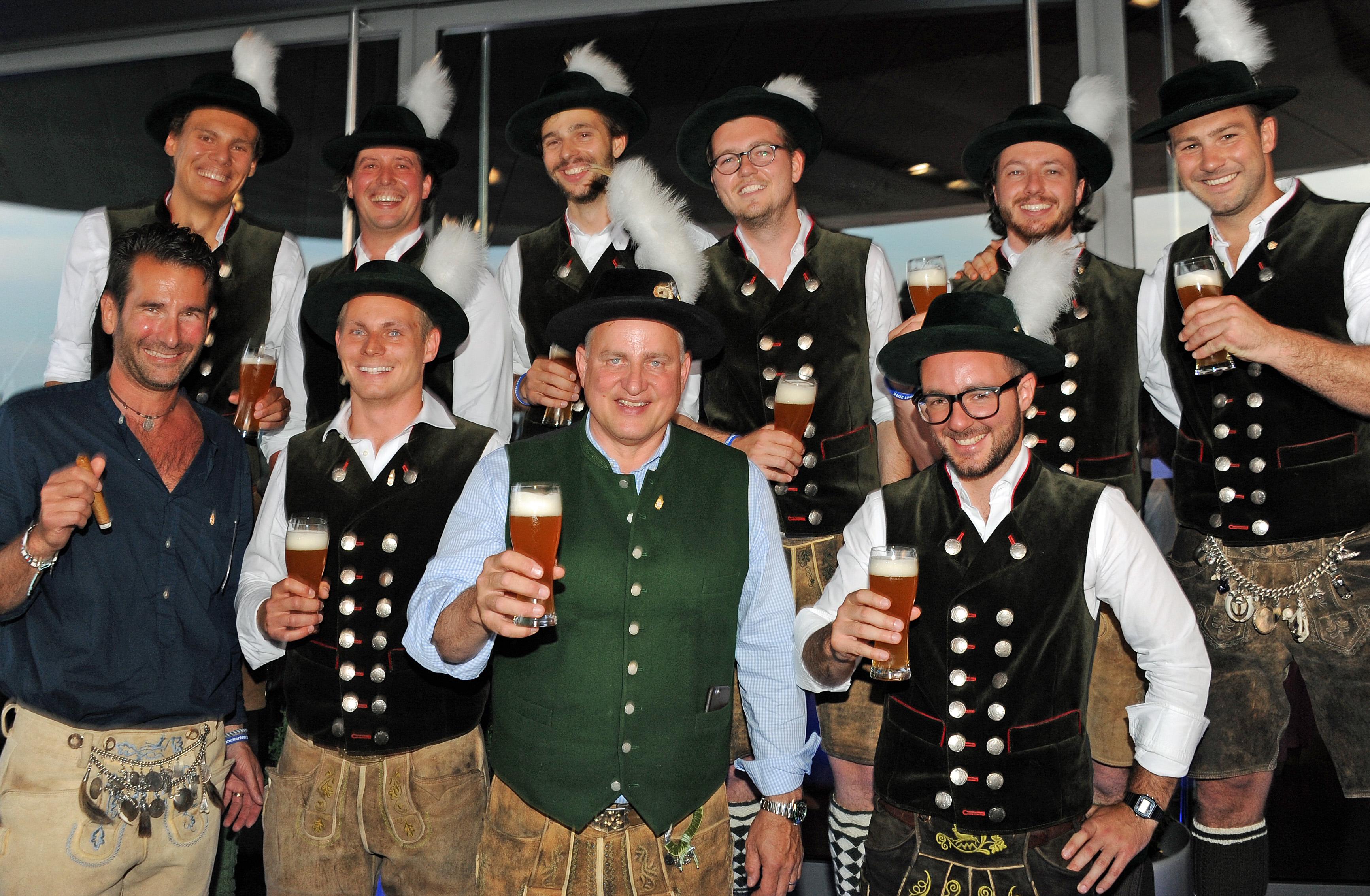 2015: Filser-Sommerfest