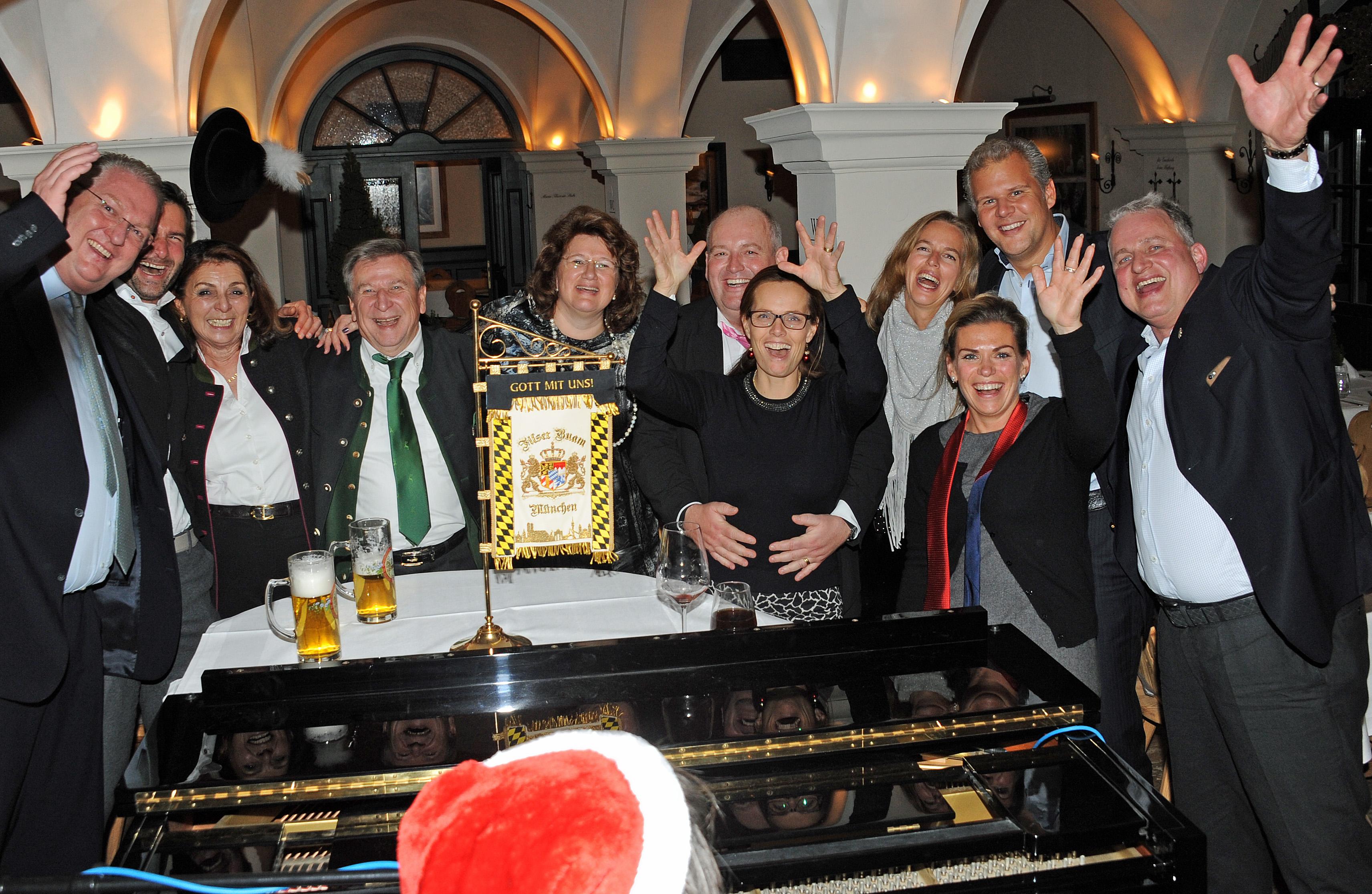 Filser-Weihnachtsfeier 2015