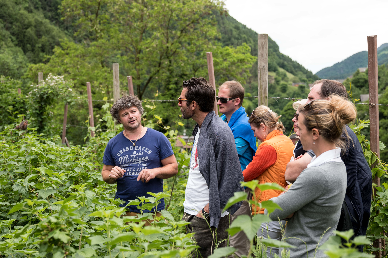 2016: Filser-Buam auf Reisen – Sarntal