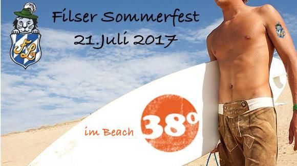 Filser-Buam Sommerfest 2017