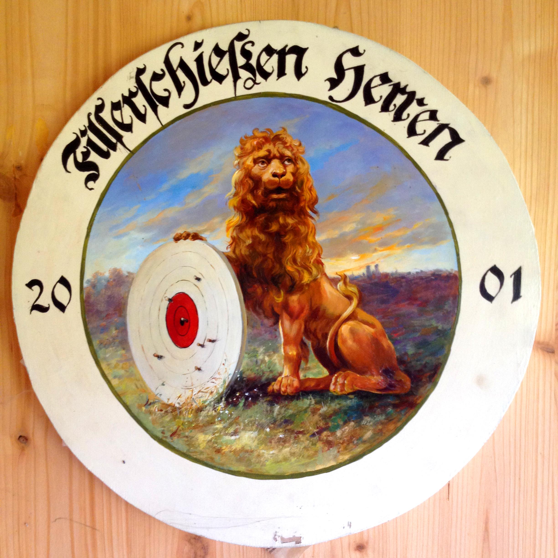 Filser-Schützenscheiben: seit 1983
